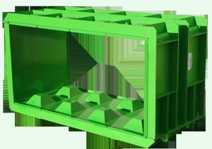Betonblokmal Betongießform Moule Mould 160x80x80