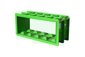 Betonblokmal Betongießform Moule Mould 150x60x60