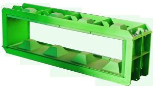 Betonblokmal Betongießform Moule Mould 160x40x40