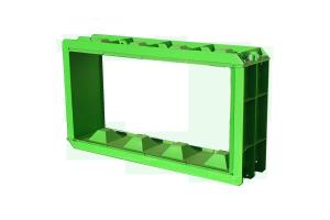 Betonblokmal Betongießform Moule Mould 160x40x80