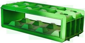 Betonblokmal Betongießform Moule Mould 160x80x40